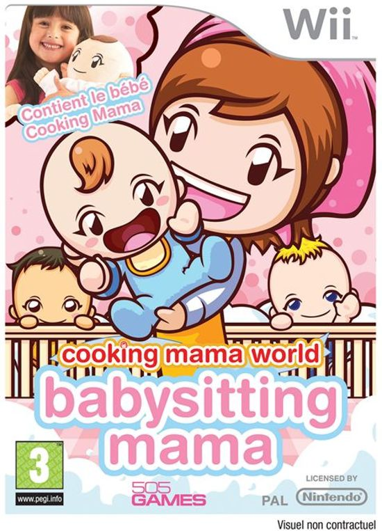 Cooking Mana World : Babysitting + poupee kopen