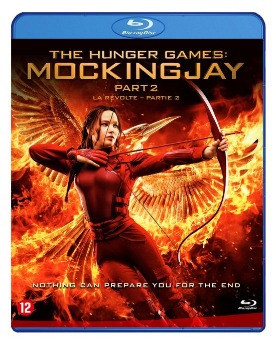 The Hunger Games - Mockingjay Part 2 (Blu-ray)