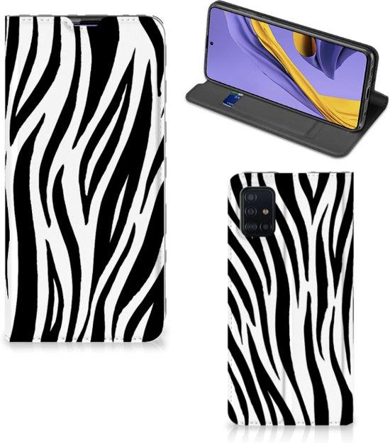 Foto Hoesje Samsung A51 Zebra