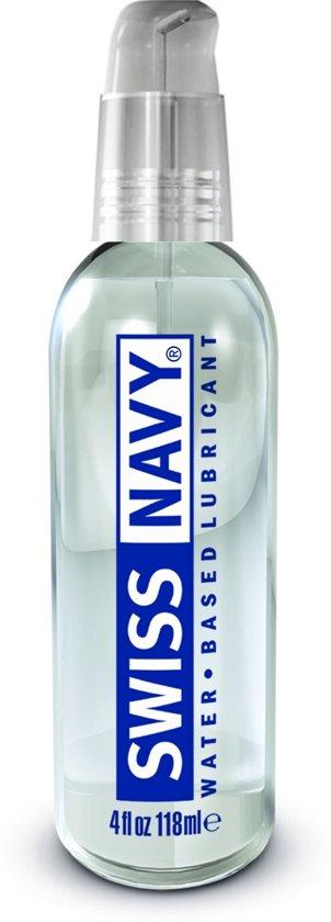 Swiss Navy Waterbased Glijmiddel 118 ml