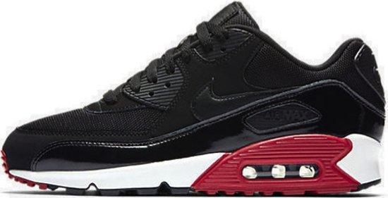 nike air max 90 zwart rood