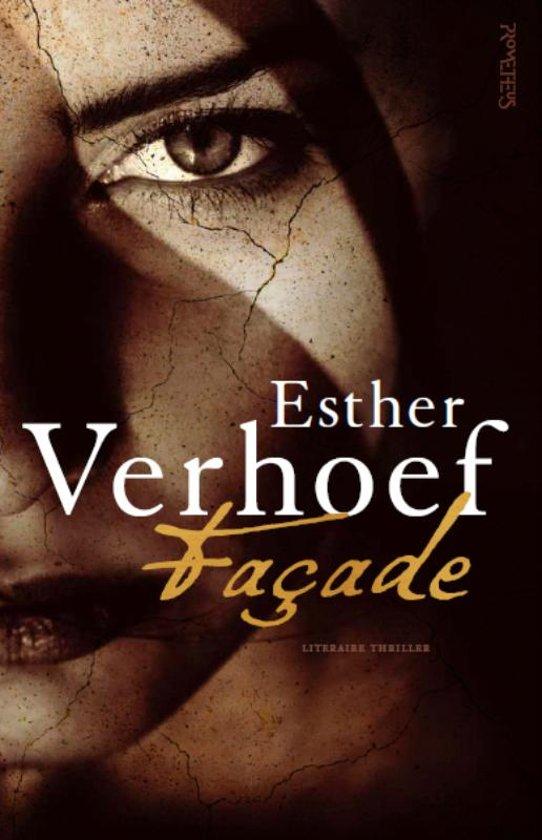 Boek cover Façade van Esther Verhoef (Onbekend)