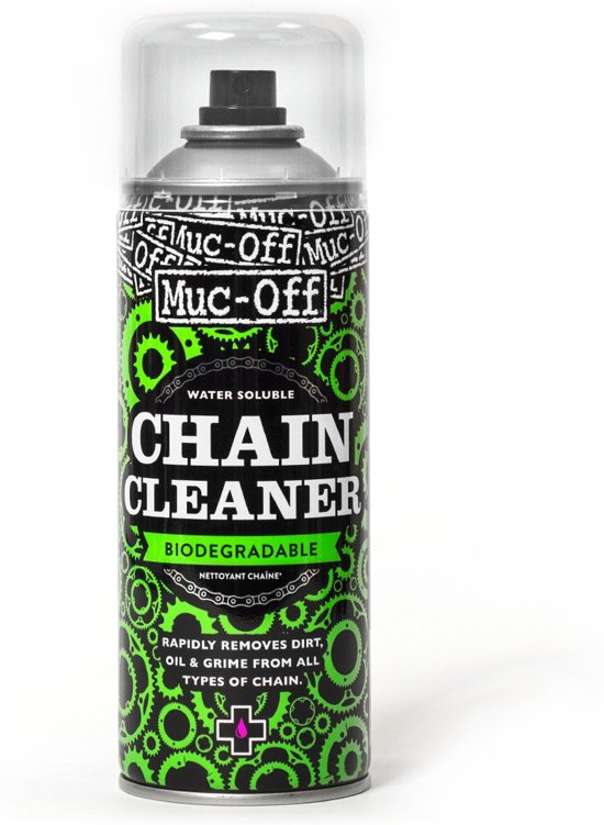 Muc-Off Chain Cleaner Aerosol 400ml