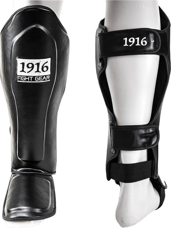 1916 Old School Skintex Shinguard Maat: XL