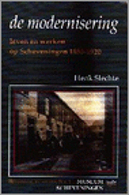 De modernisering : leven en werken op Scheveningen 1880-1920