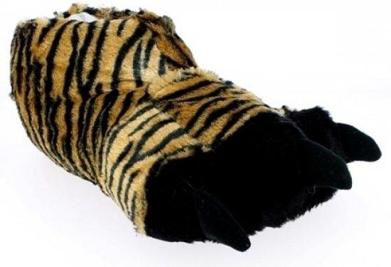 Tigre Pantoufles Patte Pour Les Hommes 41-42 5b4c99v