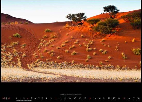 Namibia 2018 Posterkalender