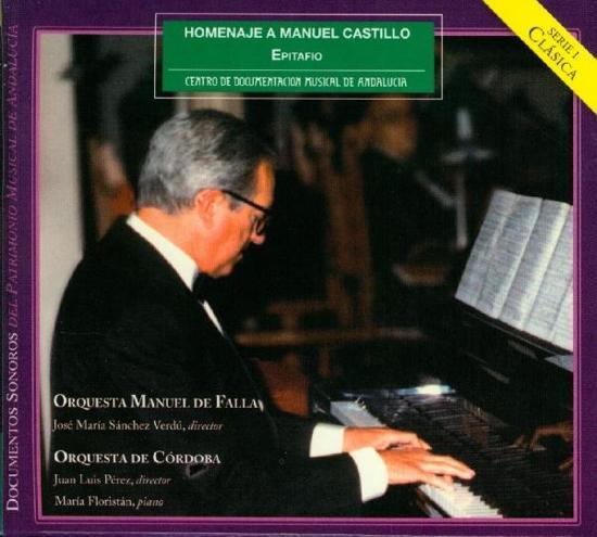 Orquestra Manuel De Falla/Orquestra - Homenaje A Manuel Castillo