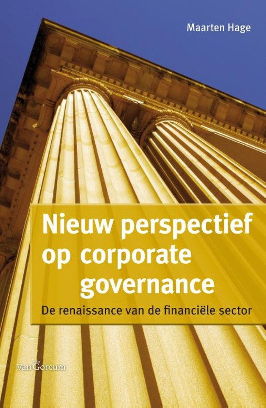 Nieuwe perspectief op corporate governance