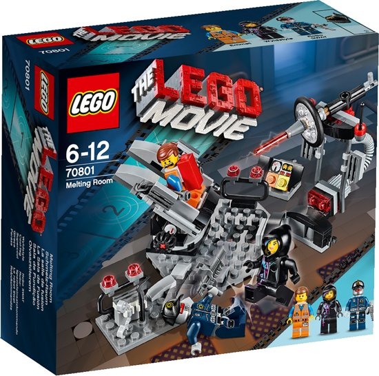 Bol Com Lego The Movie Smeltkamer 70801 Lego Speelgoed