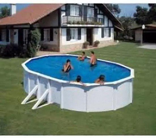 Gre Zwembad Zwembad afdekzeil zomer 10 x 5,5 m 401063