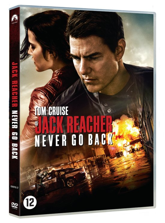 | Jack Reacher 2: Never Go Back (Dvd), Tom Cruise