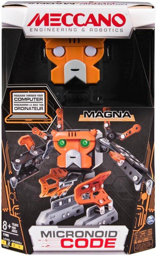 Meccano Micronoid Code MAGNA - Robot