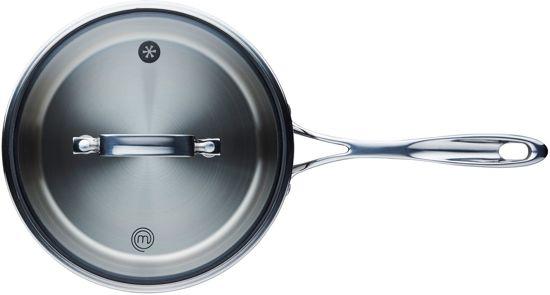 """MasterChef Tri Ply Steelpan à 20 cm """