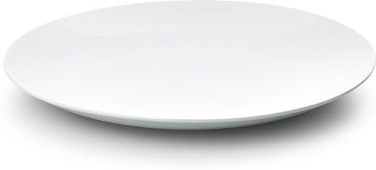 Maxwell & Williams White Basics - Dinerbord - Ø 27.5 x 3 cm - Wit
