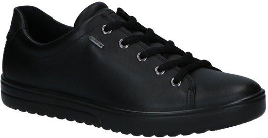 Ecco 235333 Fara Veterschoenen Dames Maat 36 Zwart;Zwarte 01001 Black
