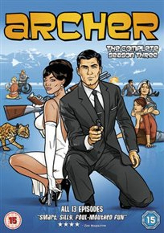 Archer: Season 3 (Import)