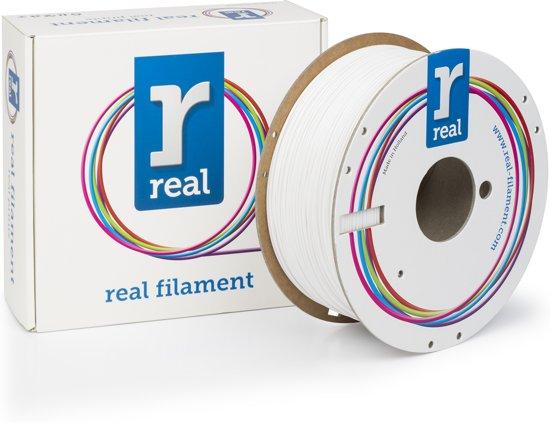 REAL Filament PETG wit 1.75mm (1kg)