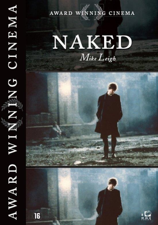 Cover van de film 'Naked'