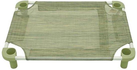 Dogzone honden stretcher 56 x 76 cm Groen