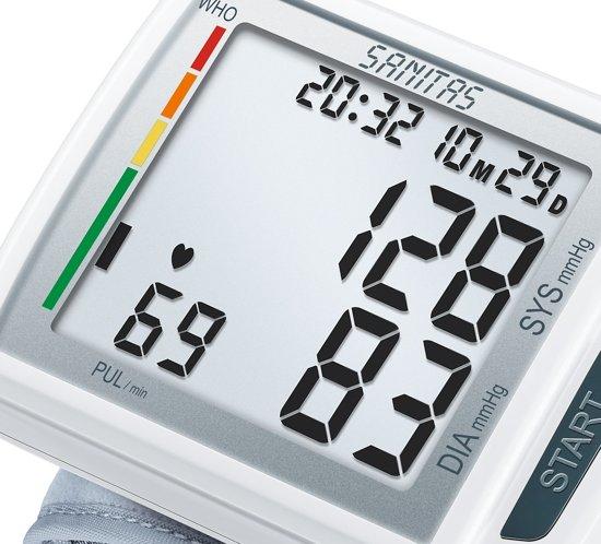 Sanitas SBC 41 - Polsbloeddrukmeter