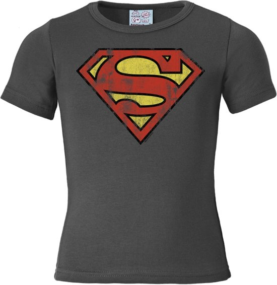 Logoshirt T-Shirt Superman