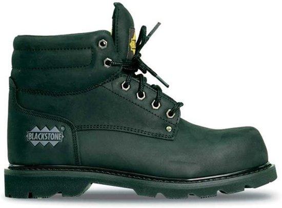 Werkschoenen Rotterdam.Bol Com Blackstone 520 Werkschoenen Hoog Model S3 Maat 45