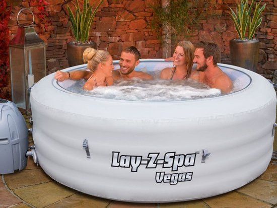 Lay-Z-Spa Vegas - Opblaasbare Jacuzzi