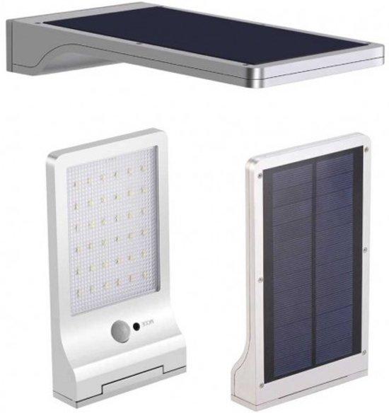 bol.com | The White Series Solar - Buitenverlichting - Draadloos ...