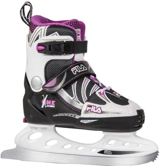 Fila Ijshockeyschaatsen X One Ice Girl Meisjes Zwart Maat 29-32