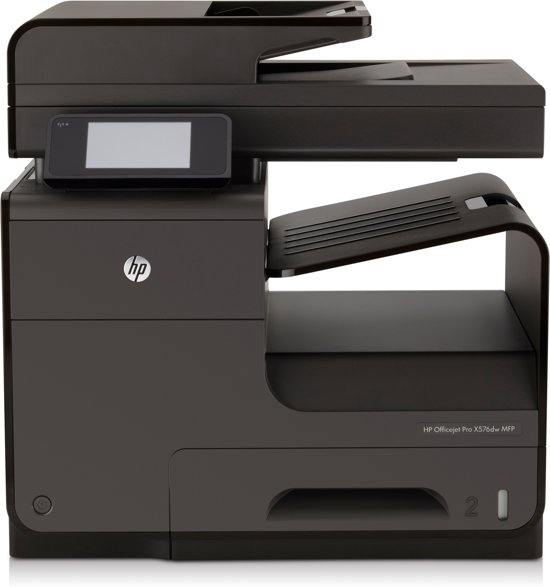 HP Officejet Pro X576dw - All-in-One Printer