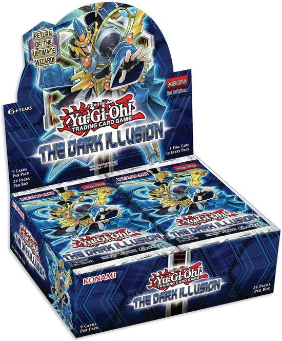 Afbeelding van het spel Yu-Gi-Oh! The Dark Illusion Booster Display