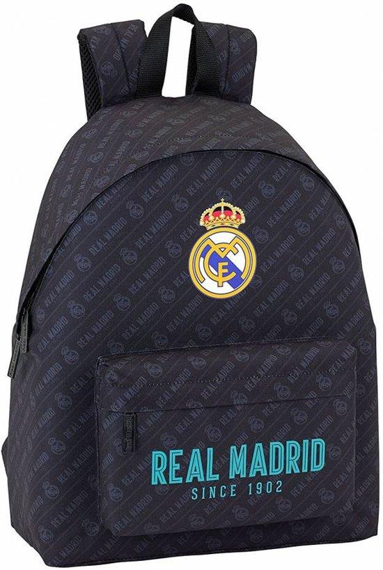 Real Madrid Rugzak - 42 cm - Zwart