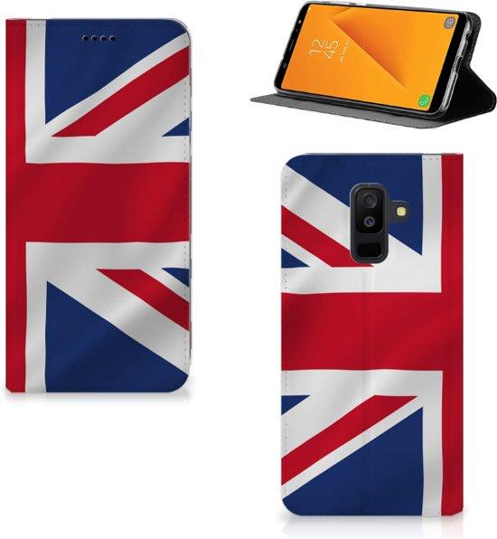 Telefoon Hoesje Samsung A6+ (2018) Groot-Brittannië