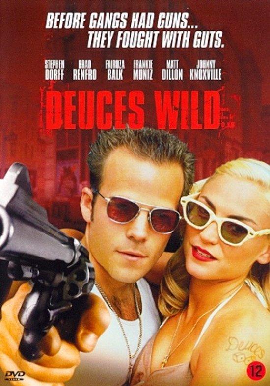 Cover van de film 'Deuces Wild'