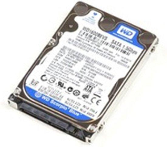 Micro Storage hardeschijf: Primary SATA 250GB 5400RPM - 3.5 inch