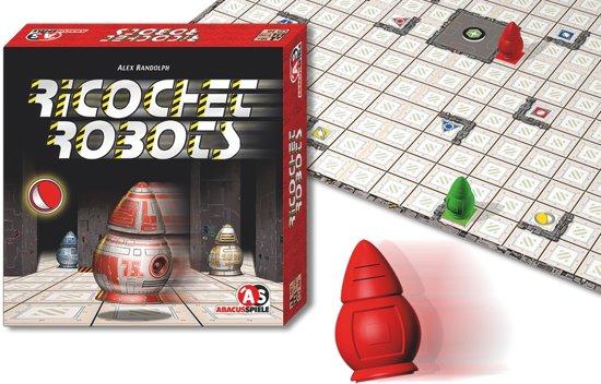 Abacus Ricochet Robots Strategie