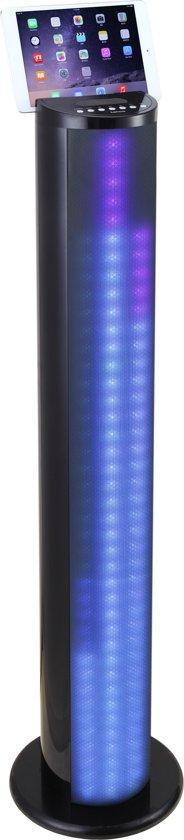 Lenco BTL-450 Bluetooth Speaker Toren met LED-Verlichting