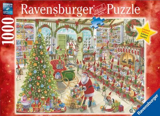 Ravensburger Santa's ready - 1000 stukjes