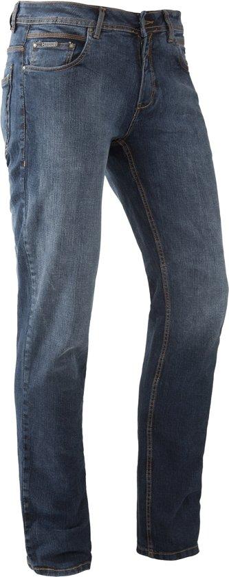 Werkjeans Brams Paris DAAN R13 Stretch Jeans Dark usedW40/L30