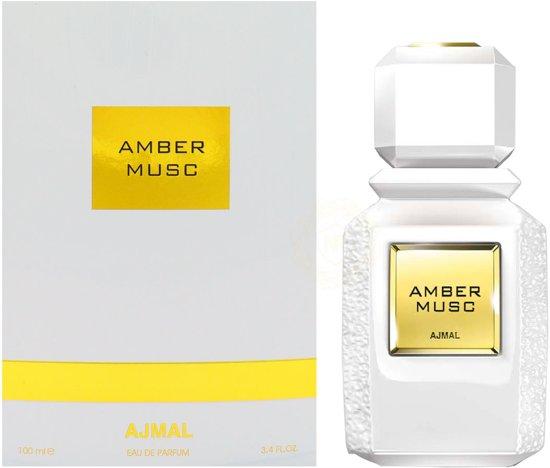 Ajmal Amber Musc edp 100ml