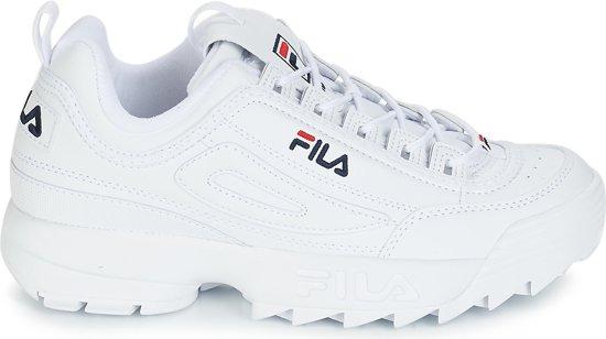 c01137d3966 Fila - Dames Sneakers Disruptor II Premium - Wit - Maat 41 1/2
