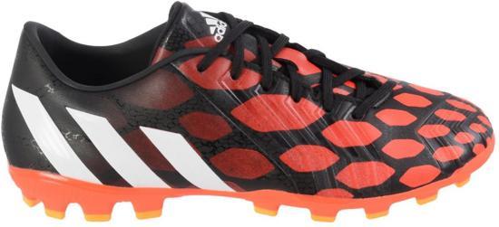 5574180eddc8 adidas Predator Absolado Instinct AG - Voetbalschoenen - Mannen - Maat 42 -  Zwart Rood