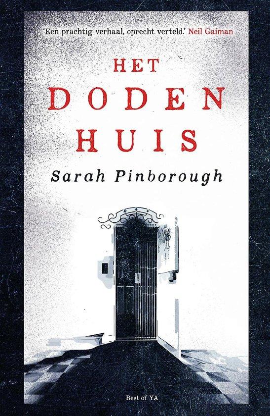 Boek cover Het dodenhuis van Sarah Pinborough (Hardcover)