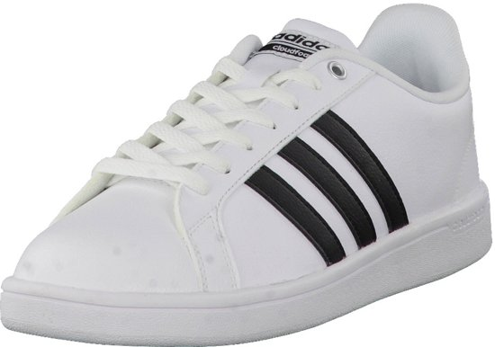 adidas - Advantage Cl W - Sneaker laag gekleed - Dames - Maat 40 - Wit -  Ftwr White