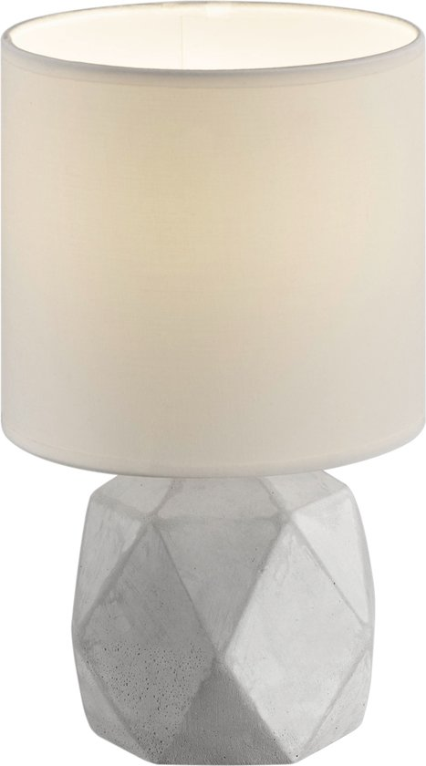 bol reality pike tafellamp zonder lichtbron wit