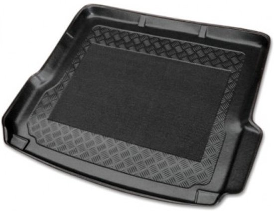 Kofferbakmat Kunstof voor Renault Captur vanaf 6-2013 (met diepe bodem)