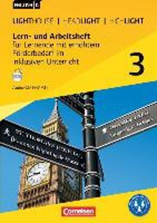 English G Lighthouse / English G Headlight / English G Highlight  3: 7. Schuljahr. Materialien für Lernende mit erhöhtem Förderbedarf im inklusiven Unterricht