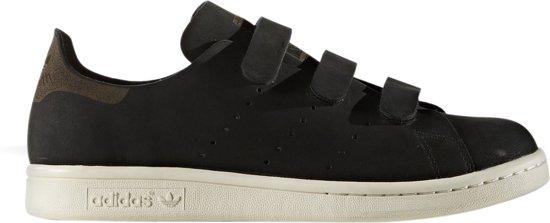 new arrival 093e9 19857 adidas STAN SMITH OP CF W S32270 - schoenen-sneakers - Vrouwen - zwart