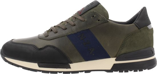 New Zealand Auckland Sneakers Kaurim Olive (1942 037501 - 9600)